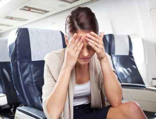 Plane sophrology and phobia